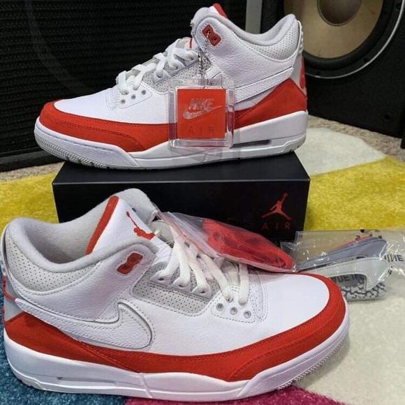 87a5d0e947 Shoes | Air Jordan Retro 3 Tinker Hatfield Sp Air Max 1 | Poshmark